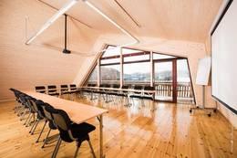 Kurs og konferanse. Preikestolen fjellstue har flere rom med utstyr som er nødvendig for å holde møter, kurs og konferanser - Foto: Preikestolen fjellstue