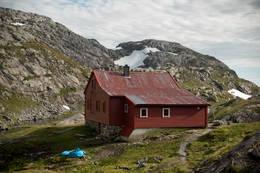 Høgabu - Foto: Joakim Vatnaland