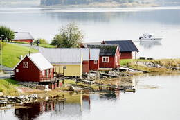 Straumen Inderøy - Foto: Visit Innherred AS