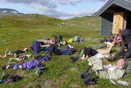 Kvepsendalskoia - Foto: Bodø og Omegns Turistforening