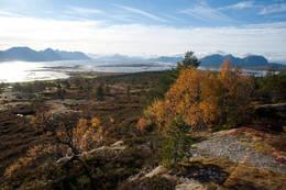 Senhøst fra Gullskogheia - Foto: Kjell Fredriksen