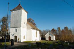 Nykirke kirke. - Foto: Ukjent