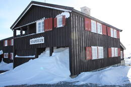 Snøheim - Foto: DNT Oslo og Omegn
