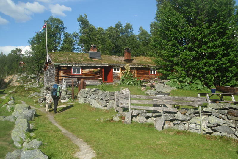 Sommer 2011, det fins ikke maken til vertskap i tur-Norge