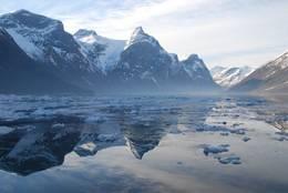 Eikesdalsvatnet  - Foto: Arne Kavli