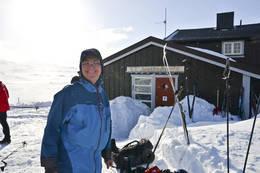 Iungsdalshytta - Foto: Ida Amelie Helgesen