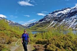 Aurlandsdalen - Foto: Østerbø Fjellstove