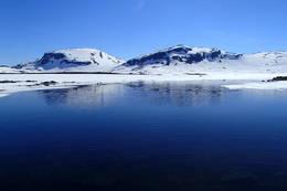 Vår ved Grindfaletvatni, Utsikt til Såteggi  - Foto: Jean Christophe Scouranec