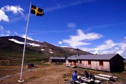 Helags Fjällstation -  Foto: Svenska Turistföreningen