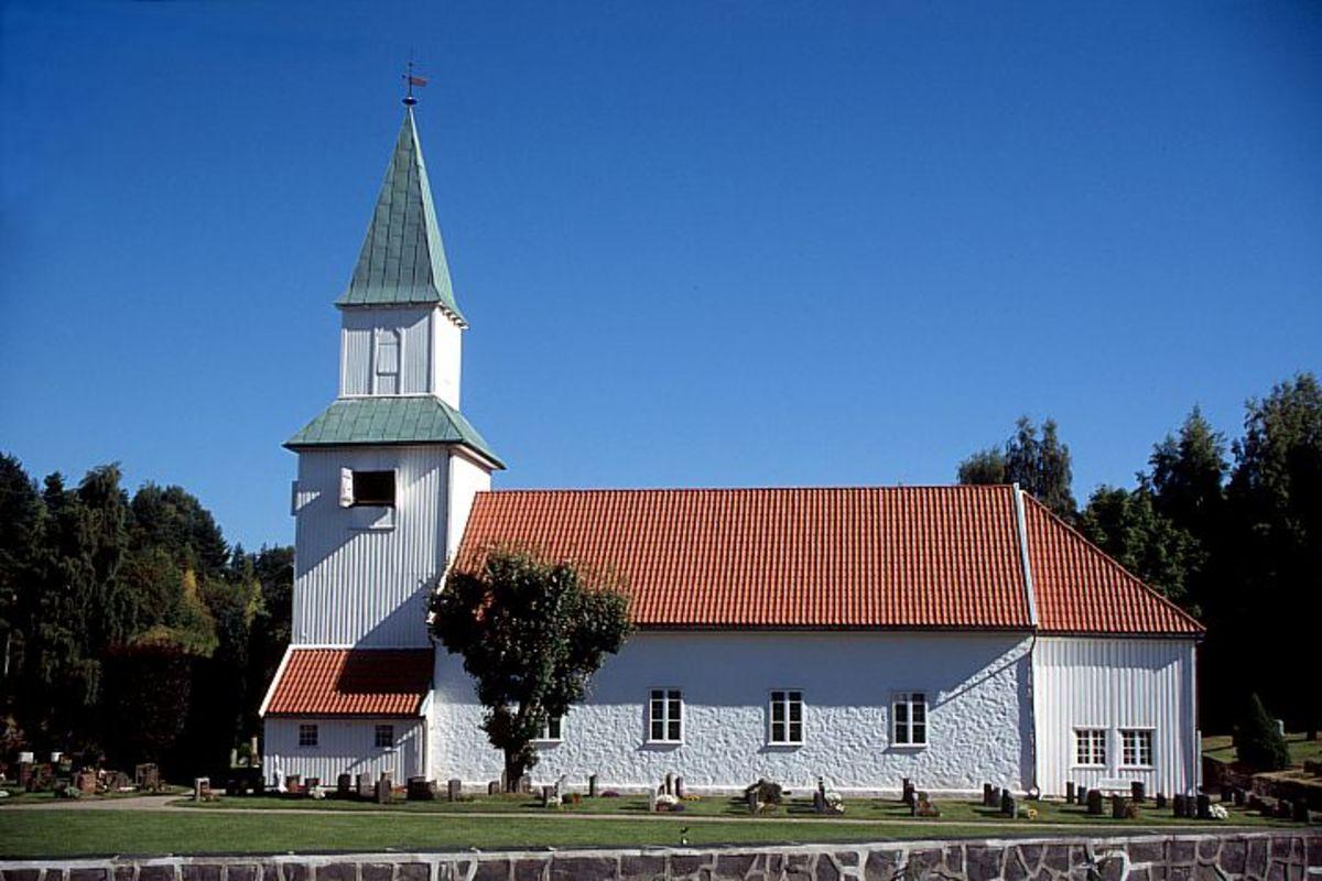 Vennesla kirke