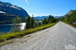 Gjerdalen i Sørfold - Foto: Tursiden for Bodø og Salten