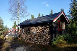 Ved til tørk - Foto: Tore H. Sæstad