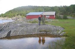 Svaberg - Foto: Asbjørn Hadland