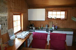 Kjøkkenkroken - Foto: Ukjent
