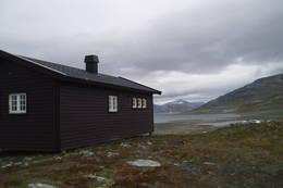 Torsbu i Tafjordfjella. Foto: Kari Larsen - Foto: Kari Larsen