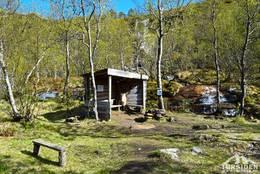Forsan på Skaug i Bodø -  Foto: Tursiden for Bodø og Salten