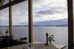 Utsikt fra restaurant - Foto: