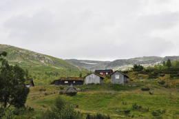 Vossefjellene - Foto: Tone Repstad