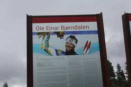 Kom i form i Ole Einars fotspor!  -  Foto: Hilde Roland