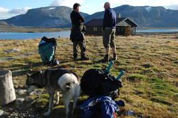 Grindaflethytta -  Foto: Oddvar Drevsjø