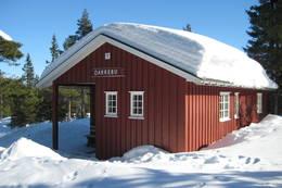 Vinterdag -  Foto: Tønsberg og Omegn Turistforening