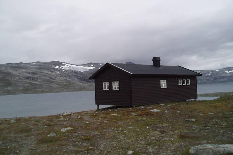 Torsbu i Tafjordfjella. Foto: Kari Larsen