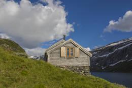 BT-hytten - Foto: Nicolas Rodriguez