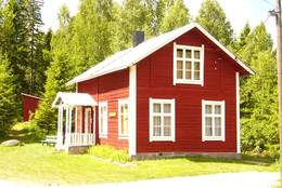 Grenselosmuseet ved Skjølabråtan i Eidskog - Foto: Helge Johansen