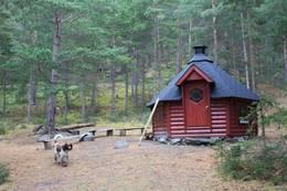 Skim-hytta - Foto: Kari Sveen