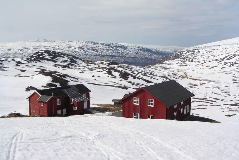 Ny-Sulitjelma fjellstue