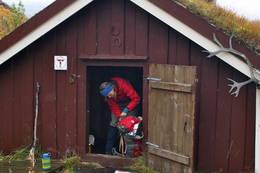 Klar til avgang - Foto: Marie Brøvig Andersen