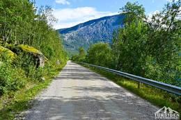 Sykkeltur langs Straumvatnet - Foto: Tursiden for Bodø og Salten