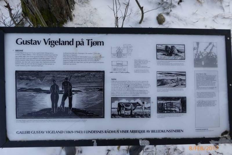 Info om Vigeland