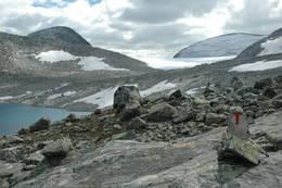 Fortundalsbreen - Foto: DNT Oslo og Omegn