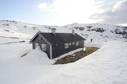 Bjordalsbu i Skarvheimen -  Foto: Sindre Thoresen Lønnes