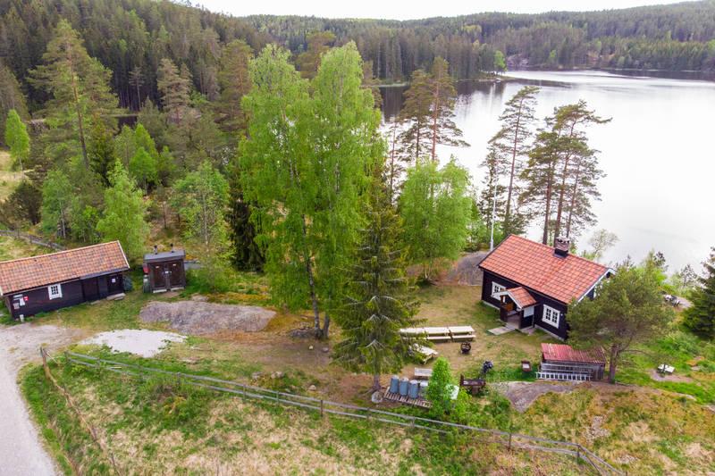Oversikt over hytte 02