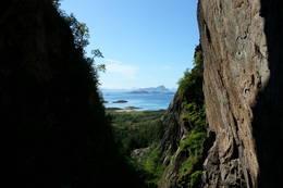 Utsikt fra Bolgbørra mot sør -  Foto: Espen Maruhn