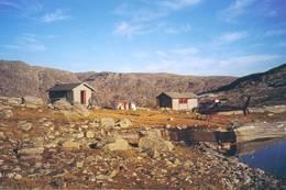 Blåvatnhytta  -  Foto: Roger Riise