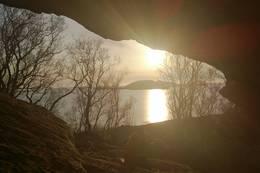 Sundahallin - hule på Sundafjellet -  Foto: Jørn G Pedersen