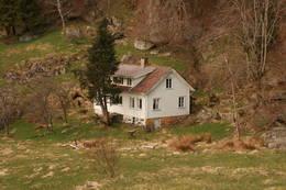 Huset på Li - Foto: Flekkefjord og Oplands Turistforening