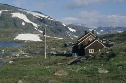 Turen starter ved Geiterygghytta - Foto: Per Roger Lauritzen