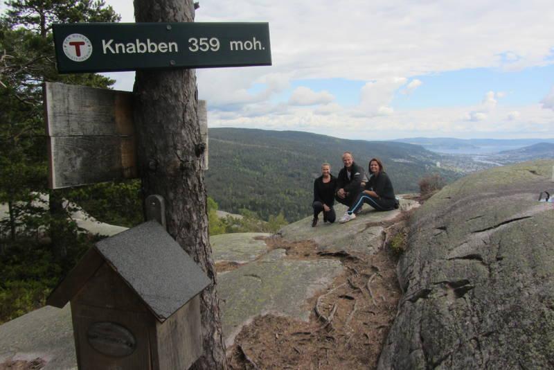 Knabben på Solbergfjellet