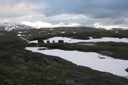 Sommer ved Røysvatn - Foto: ukjent