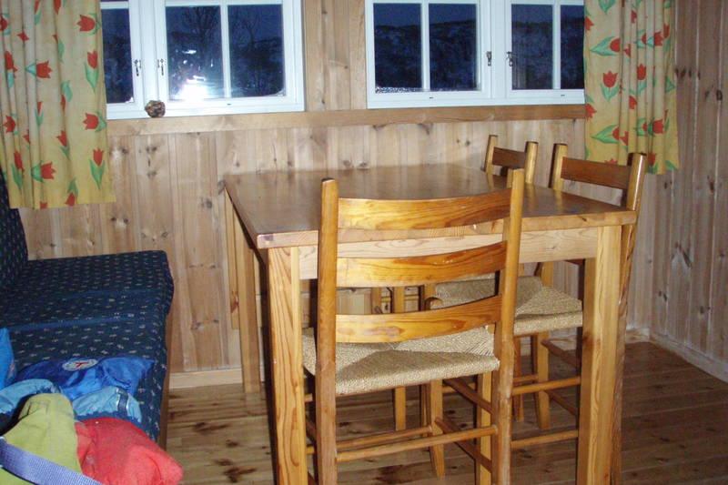 Hovstøyl - sofakrok anneks