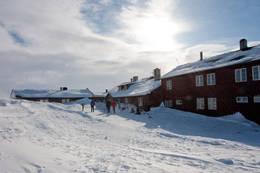 Krækkja, tatt vinteren 2010  -  Foto: Espen Willersrud