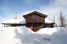 -  Foto: Sjusjøen hytteutleie