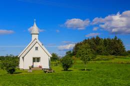 Kirken - Foto: Gunnar E Nilsen