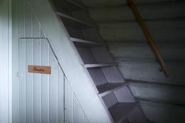 opp til annen etasje - Foto: