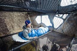 Preikestolen fjellstue Bace Camp Fjelleiren her ligger du godt, men enkelt - Foto: Kjell Helle Olsen