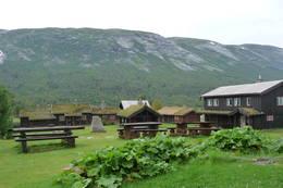 Tunet på Sota Sæter. Bildet er tatt den 5. august 2011.  - Foto: Siri Midtun